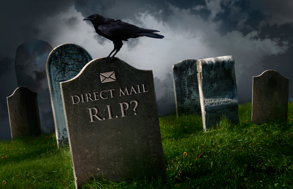Direct mail is dead. Long live direct mail.