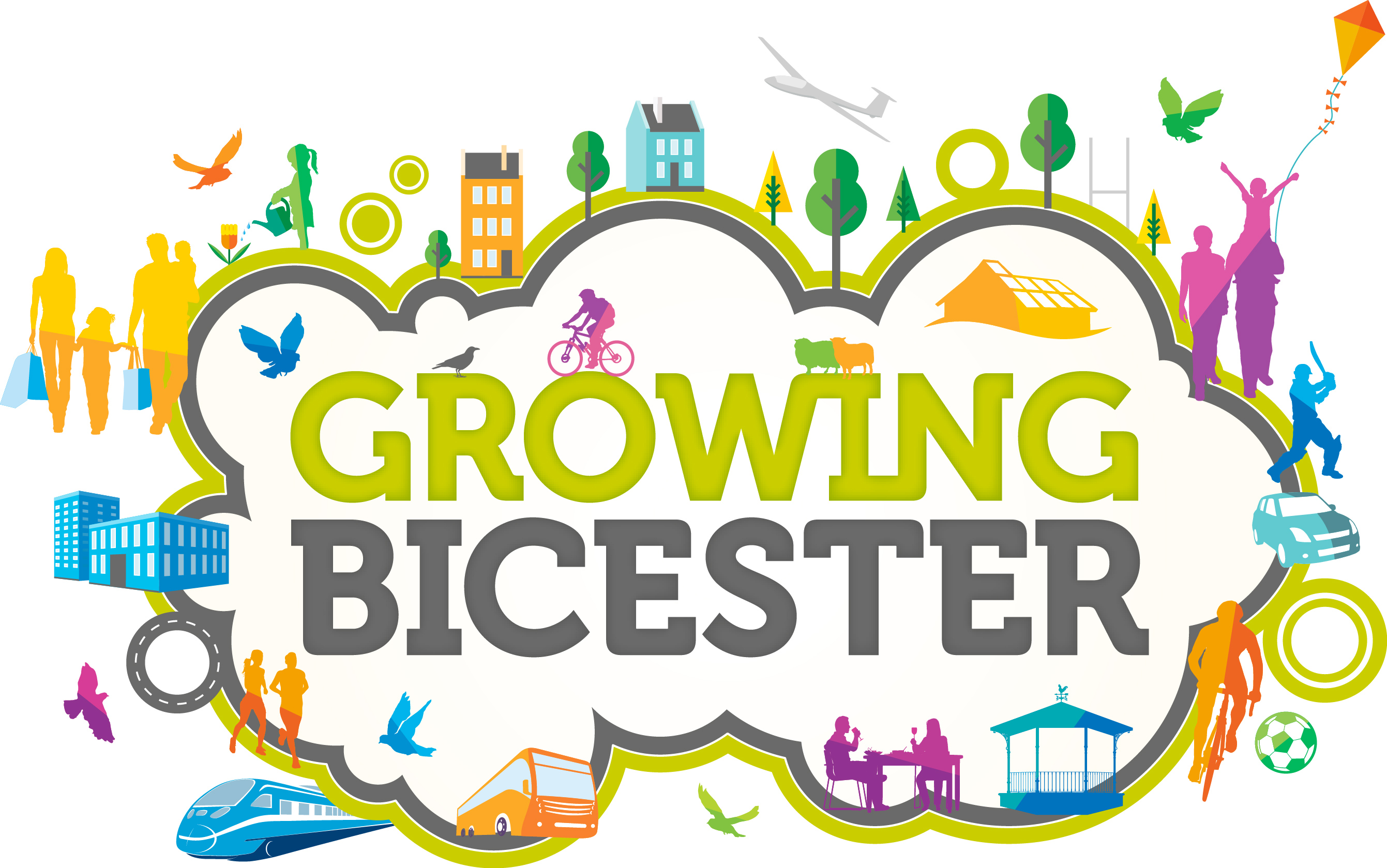 Growing Bicester site is live